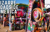 The Most Bizarre Roadside Attractions You've Never Seen