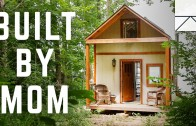 The Tiny Home Built By A Bad-Ass Single Mom