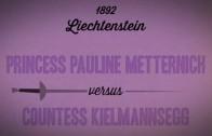 Unusual Duels: Vol 1 – The Princess vs. The Countess