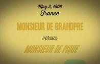Unusual Duels: Volume 4 – Monsieur vs. Monsieur