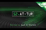 52. At-Tur – Decoding The Quran – Ahmed Hulusi