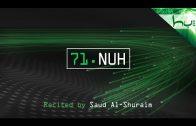 71. Nuh – Decoding The Quran – Ahmed Hulusi