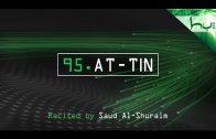 95. At-Tin – Decoding The Quran – Ahmed Hulusi